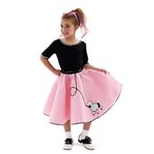 Sock Hop Sweetie Child Costume