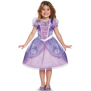Sofia The First Girls Sofia The Next Chapter Costume