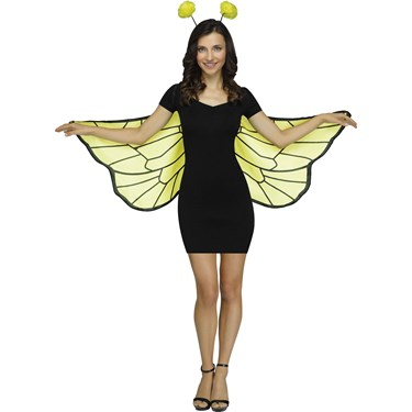 Soft Bumble Bee Wings