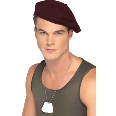 Soldiers Beret - Red