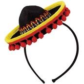 Sombrero Adult Headband