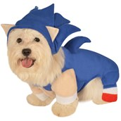 Sonic Costume For Pets