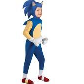 Sonic Deluxe Child Costume