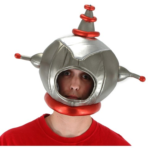 Space Man Helmet