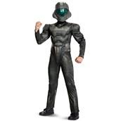 Spartan Buck Classic Muscle Child Costume