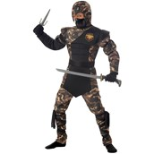 Special Ops Ninja Child Costume