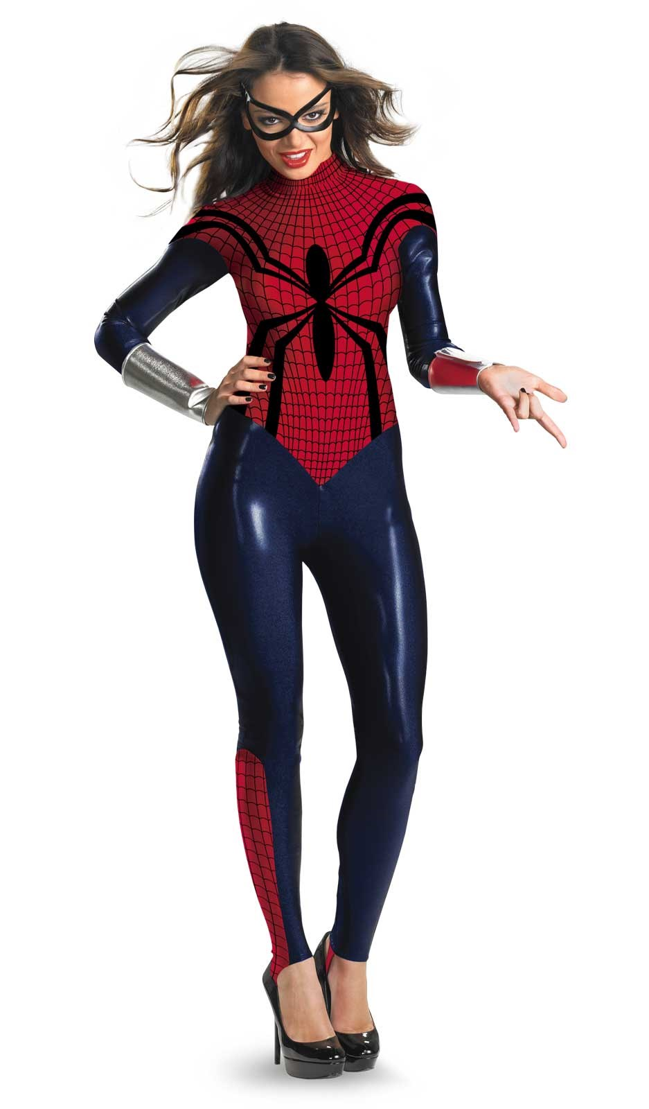 spider girl bodysuit adult costume buycostumes