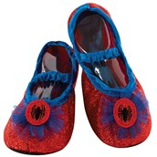 Spider-Girl Slipper Shoes For Toddlers