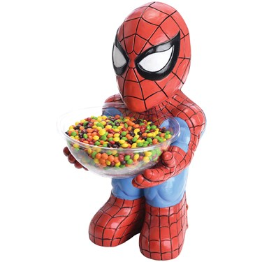 Spider-Man Candy Bowl and Holder