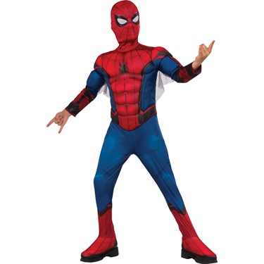 Spider-Man Homecoming - Spider-Man Children's Costume