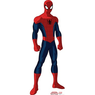 Spider-Man Standup - 6' Tall
