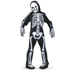 Spooky Skeleton Child Costume