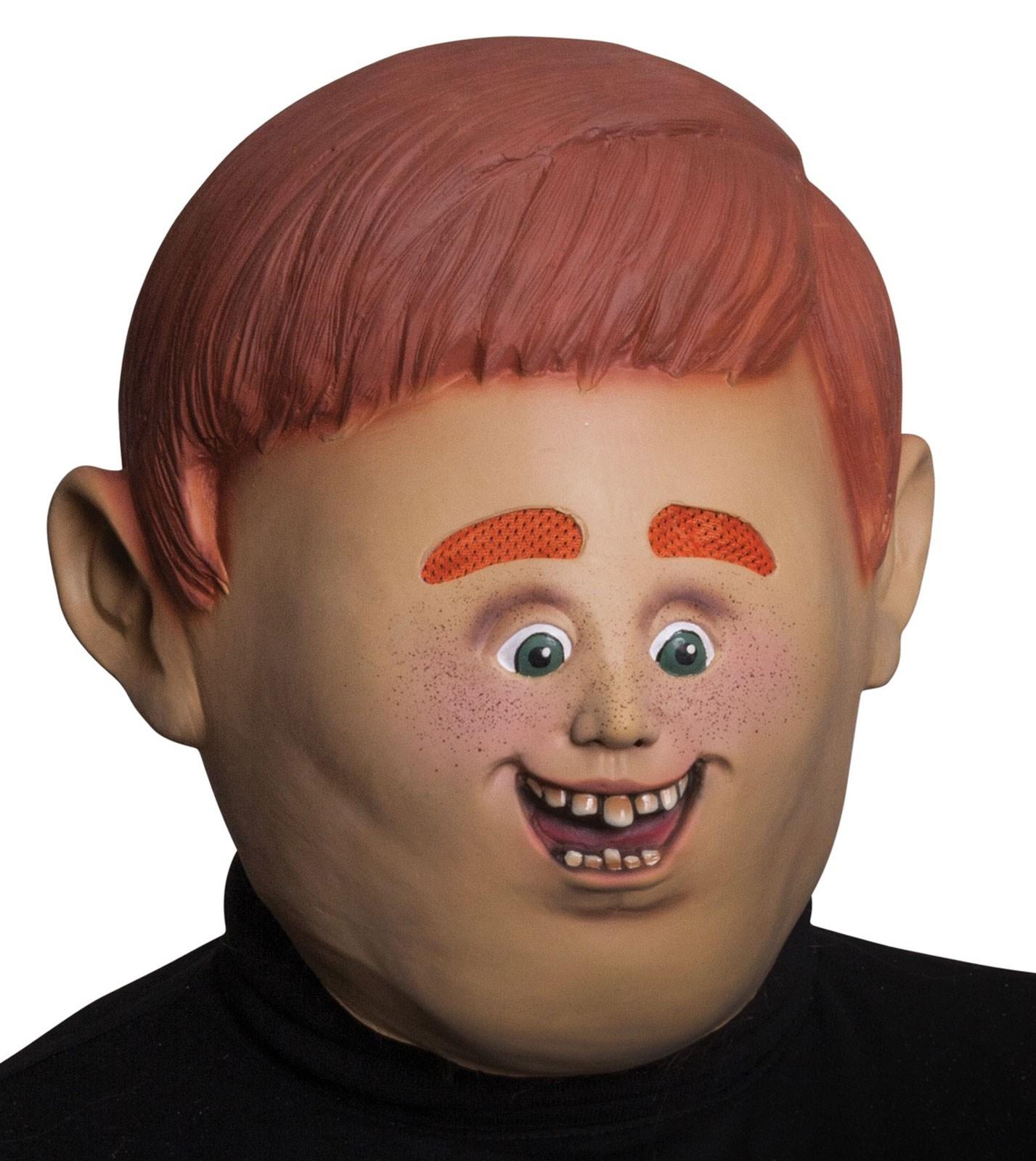 Spooky Tiny Face Mask
