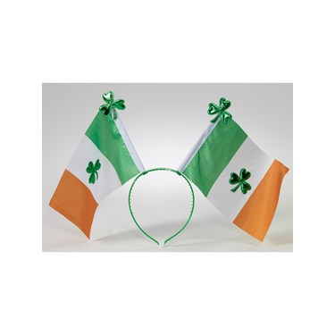 St. Patrick's Irish Flag Boppers