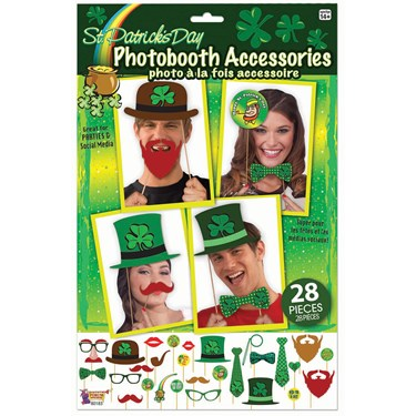 St. Patrick's Photobooth Accessories