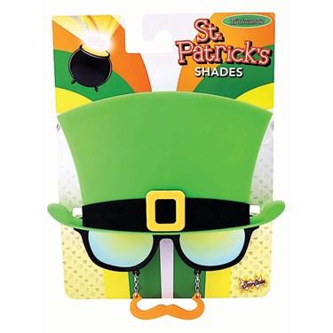 St. Patrick's Sunstaches