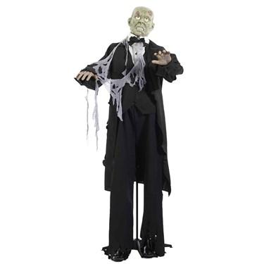 Standing Tuxedo Zombie Prop