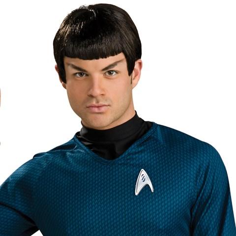 Star Trek Movie Spock Wig Adult