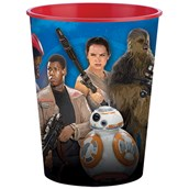 Star Wars 7 The Force Awakens 16 oz. Plastic Cup