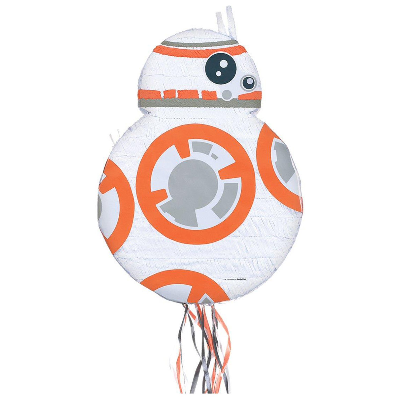 star wars 7 the force awakens 3d bb 8 pinata buycostumescom