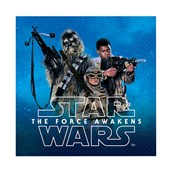 Star Wars 7 The Force Awakens Beverage Napkins