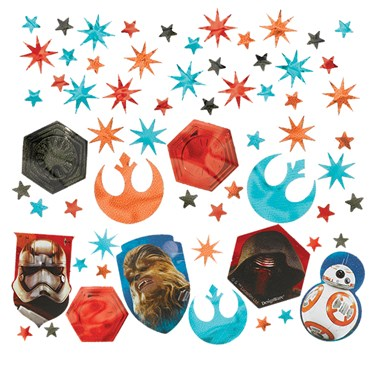 Star Wars 7 The Force Awakens Confetti