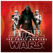 Star Wars 7 The Force Awakens Lunch Napkins