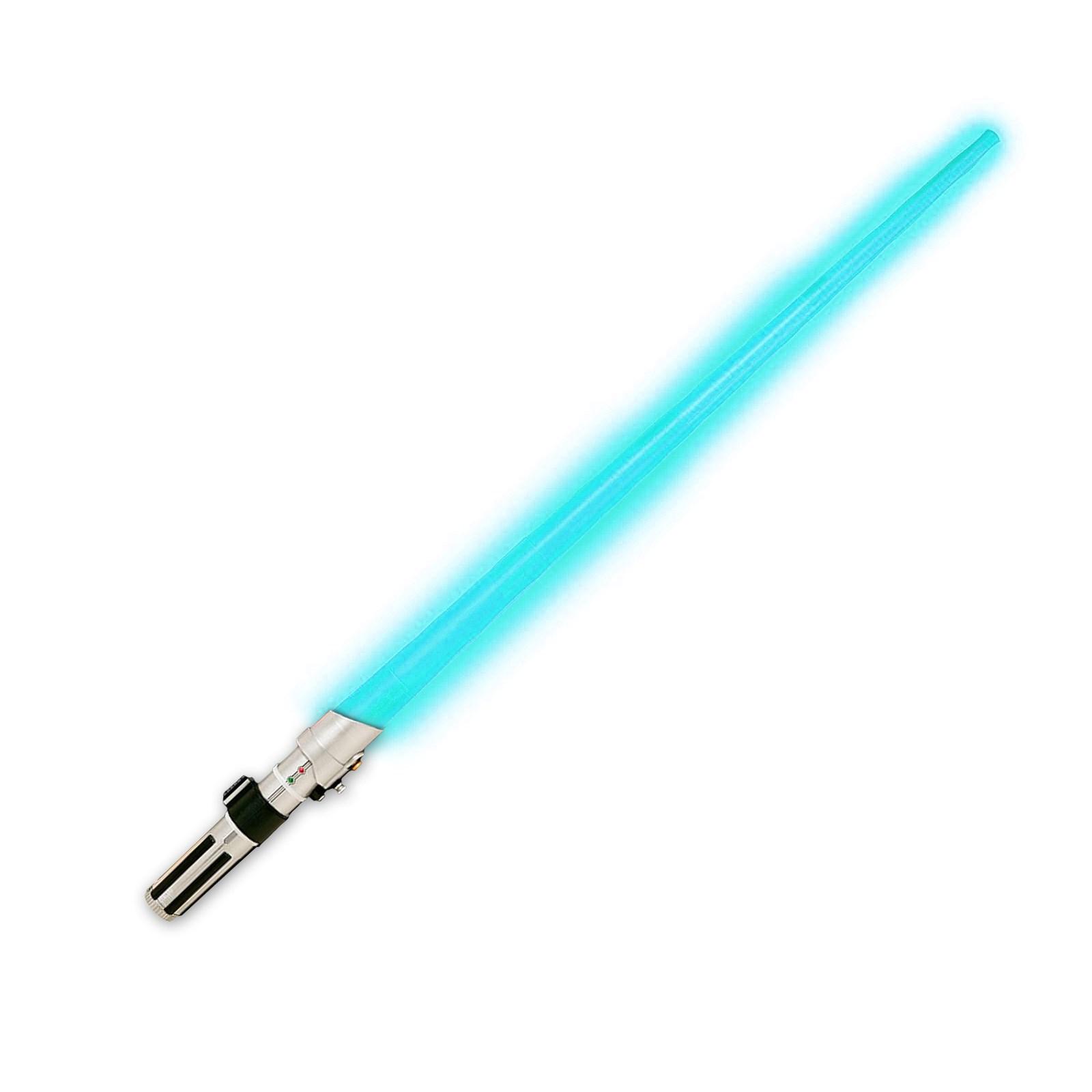 star wars anakin luke skywalker blue lightsaber. Black Bedroom Furniture Sets. Home Design Ideas