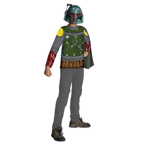 Star Wars Boba Fett Child Costume Kit