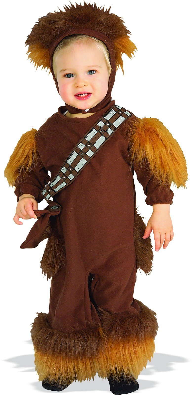 Star Wars Chewbacca Fleece Infant / Toddler Costume | BuyCostumes.com