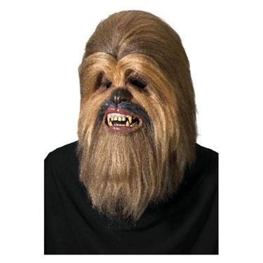 Star Wars Chewbacca Latex Mask