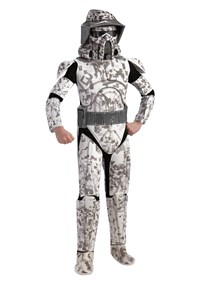 Click Here to buy Star Wars Clone Wars Deluxe Arf Trooper Kids Costu from BuyCostumes