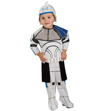Star Wars Clone Wars E-Z on Rex Romper Toddler