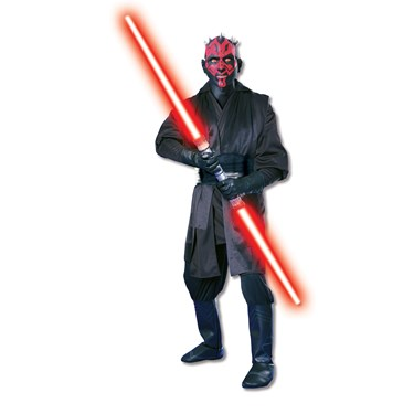 Star Wars Darth Maul Deluxe Adult Costume