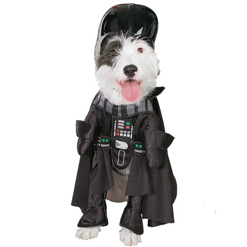 Star Wars Darth Vader Dog Costume