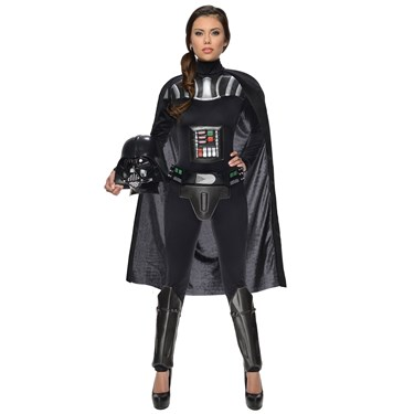 Star Wars Darth Vader Female Adult Bodysuit