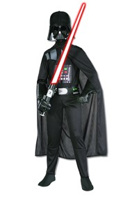 Click Here to buy Star Wars Darth Vader Standard Kids Costume from BuyCostumes