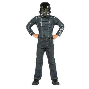 Star Wars Death Trooper Deluxe Costume