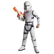 Star Wars Episode 7 - Boys Flametrooper Super Deluxe Costume