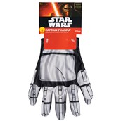 Star Wars Episode 7 - Captain Phasma Girls Gloves