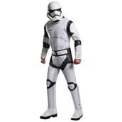 Star Wars Episode 7 - Deluxe Stormtrooper Costume For Men