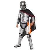 Star Wars Episode 7 - Girls Captain Phasma Super Deluxe Costume