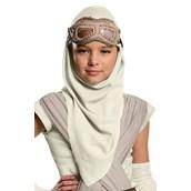 Star Wars Episode 7 - Girls Rey Eye Mask With Hood