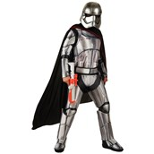 Star Wars Episode 7 - Womens Captain Phasma Deluxe Costume