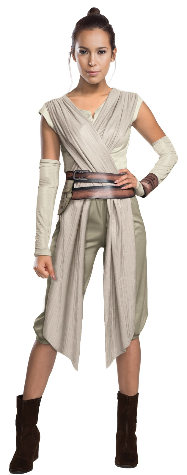 Star Wars Episode 7 - Womens Deluxe Rey Costume
