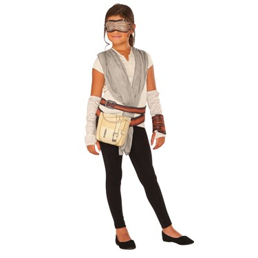Star Wars Episode VII - Rey Dress