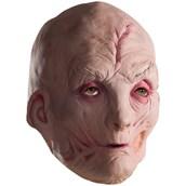 Star Wars Episode VIII - The Last Jedi Men's Supreme Leader Snoke 3/4 Vinyl Mask