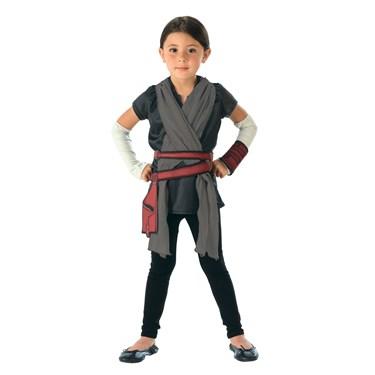 Star Wars Episode VIII - The Last Jedi Rey Costume Set