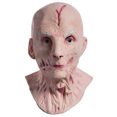 Star Wars Episode VIII - The Last Jedi Supreme Leader Snoke Overhead Latex Mask