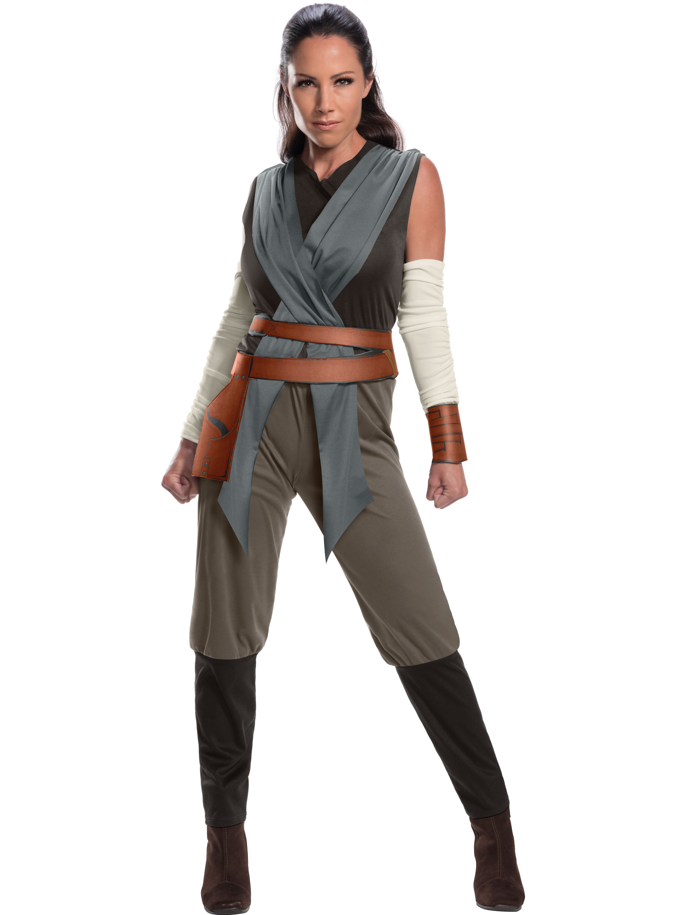 Deluxe Rey Star Wars Episode Vii The Force Awakens Womens Costume